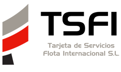 Tarjeta de servicios flota internacional S.L